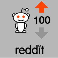 100 reddit upvotes